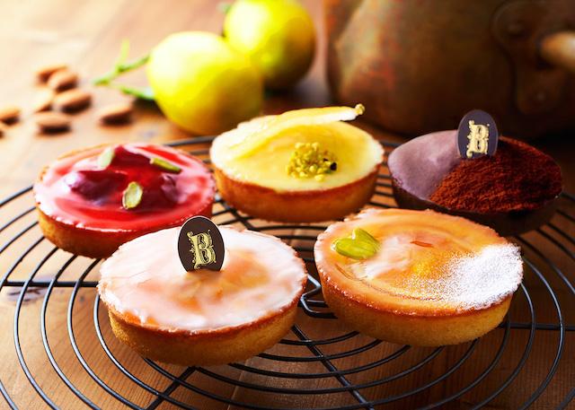 焼き菓子5種