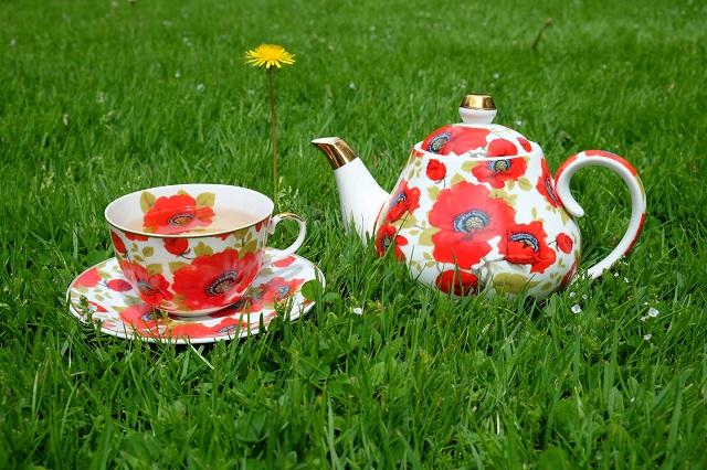 紅茶、茶、ティータイム
