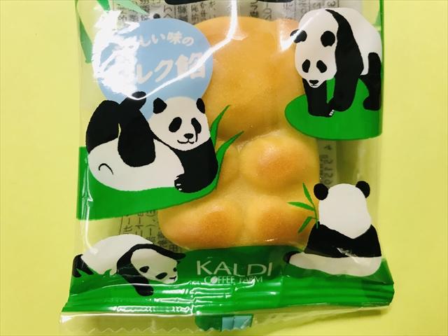 パンダまんじゅう パンダ