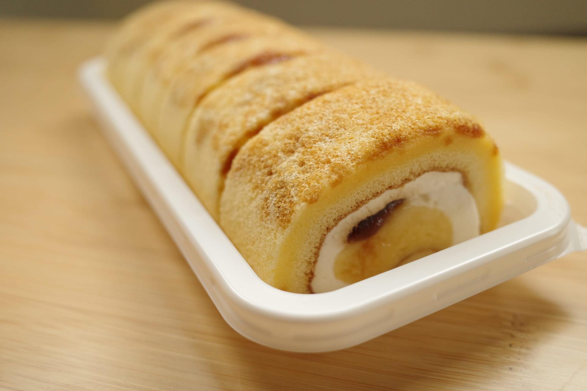 【ローソン新商品ルポ】口の中でリッチなプリンパフェになる!?「プリンもち食感ロール」