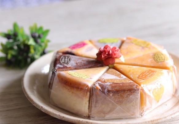百時「ベイクドチーズケーキ」選べる8色アソートセット