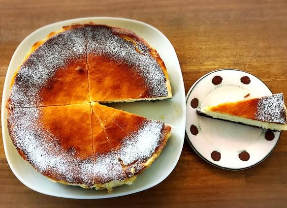 濃厚チーズケーキ<紬-tsumugi->