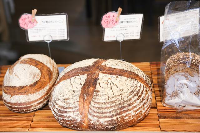 天然酵母 パン