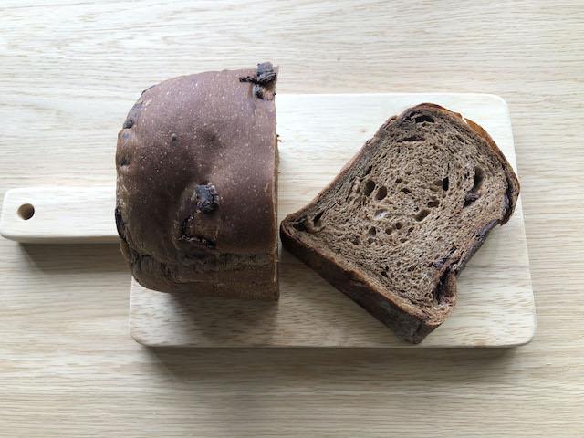 食パン チョコレート