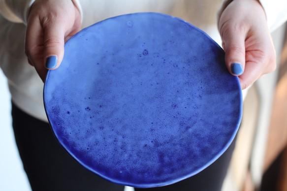 【空の彼方】中皿 ワンプレートや食卓のメイン皿としてご使用頂けます