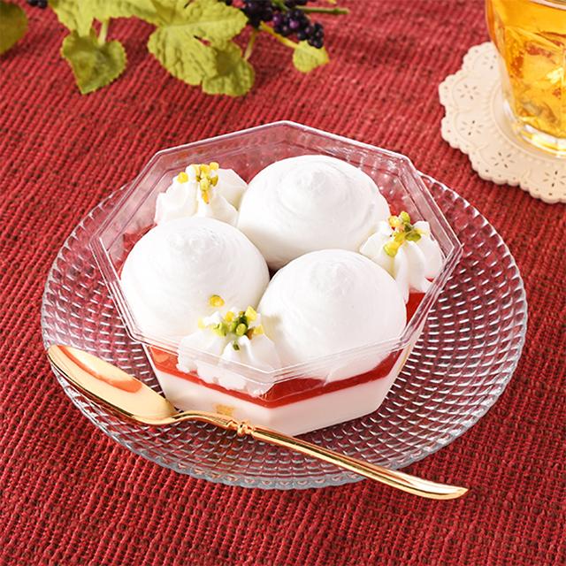 【ファミリーマート】ふんわりクリームレアチーズ(7月28日発売)