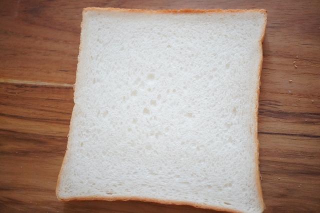生のアイス食パン