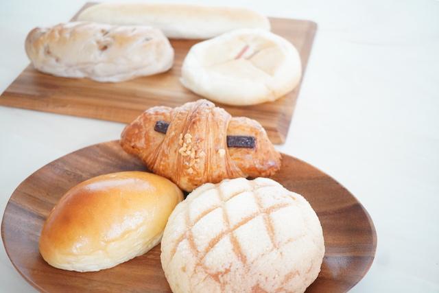 人気パン6種