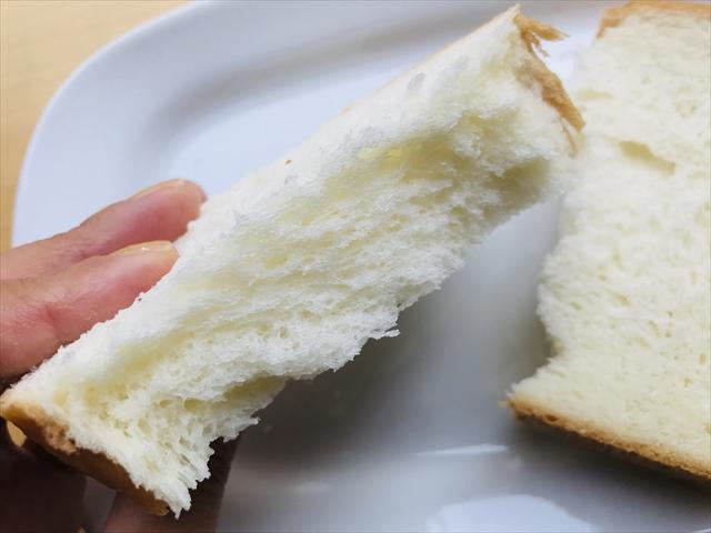 食パンちぎったところ