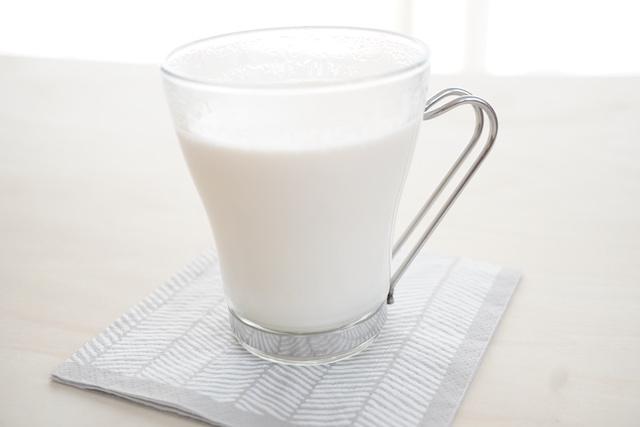 ホットキャラメルミルク