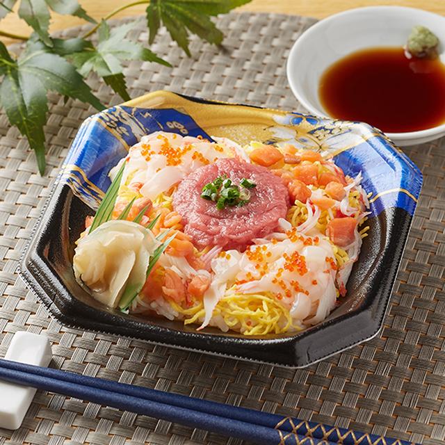 【ファミリーマート】海鮮ちらし丼(8月11日発売)