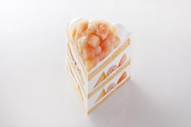 ケーキ前から