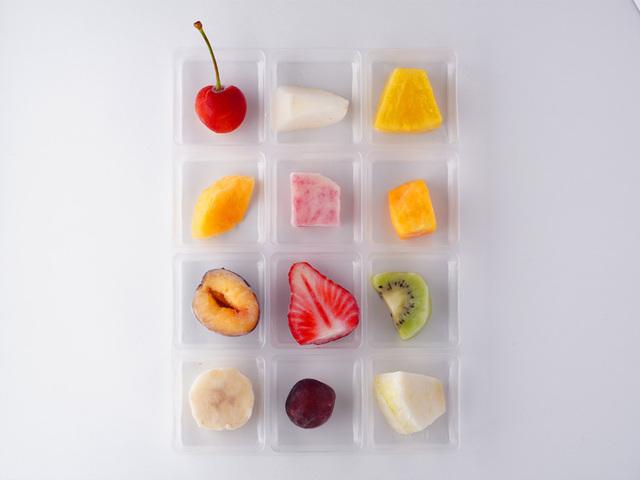 HenoHeno フードロス フローズンフルーツ 冷凍果物 冷凍フルーツ お取り寄せ おやつ 廃棄される おいしいフルーツ 桃 いちご キウイ バナナ パイナップル リンゴ