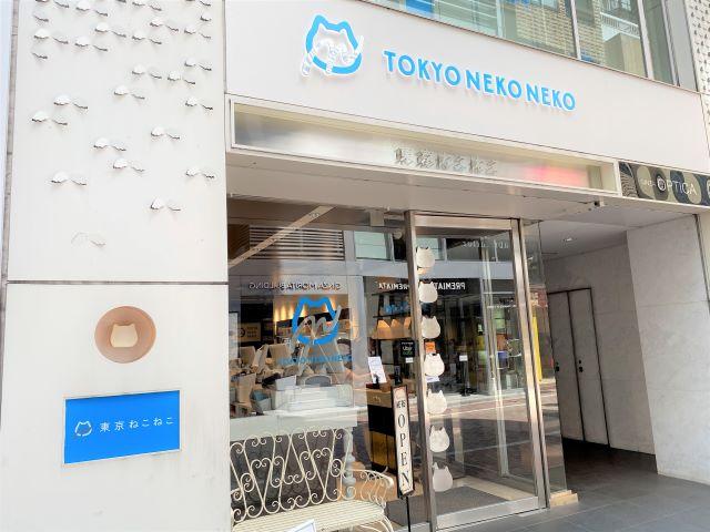 東京ねこねこ店舗