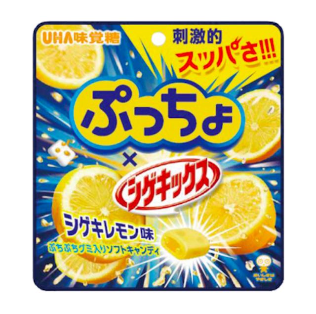 UHA味覚糖 ぷっちょ×シゲキックス