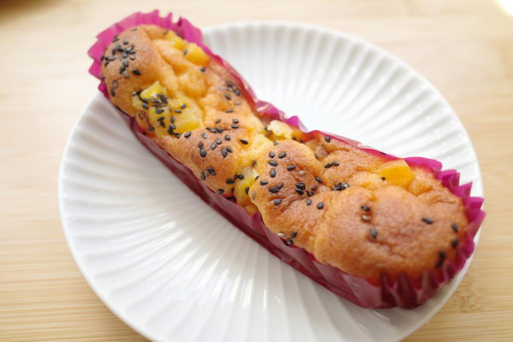 「安納芋のモッチケーキ」