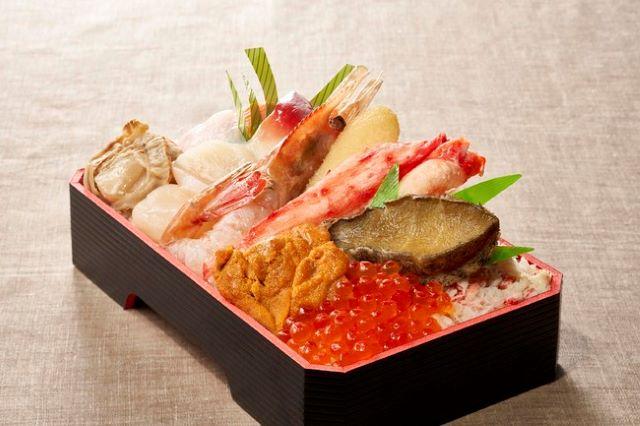 北海道展 海鮮丼