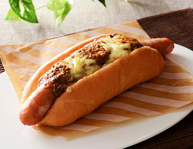 【ローソン】グーードッグ キーマ&チーズ(9月15日発売)