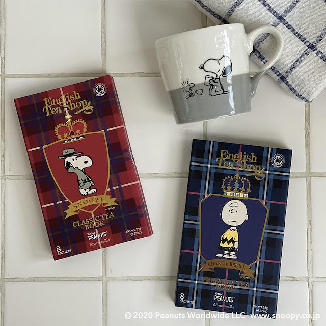 マグカップ¥1,600、TEA LIBRARY(English Tea Shop)2個セット ¥1,400