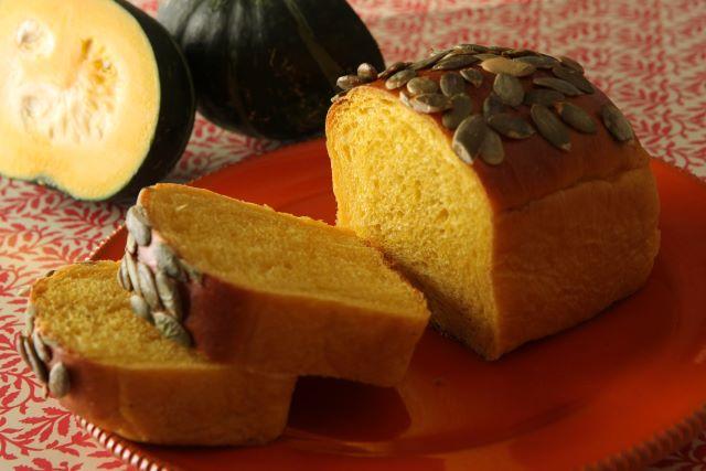 ジョエル・ロブション かぼちゃの食パン