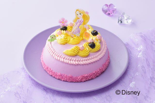 銀座コージーコーナ- ラプンツェル ケーキ