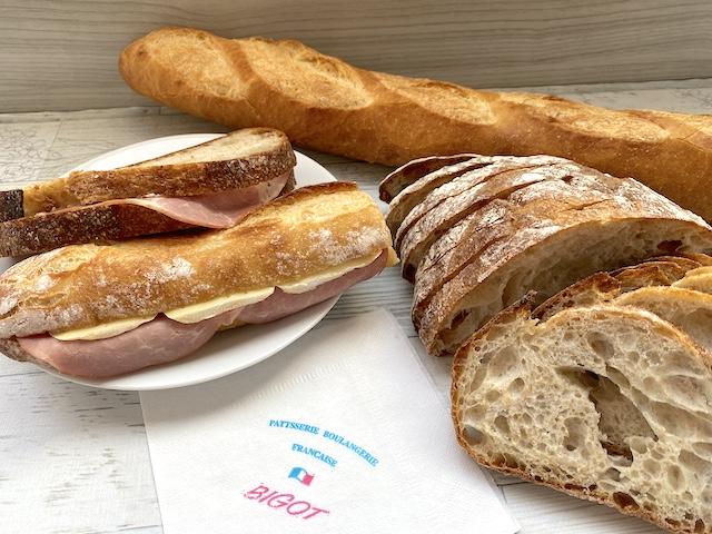 ビゴの店パン