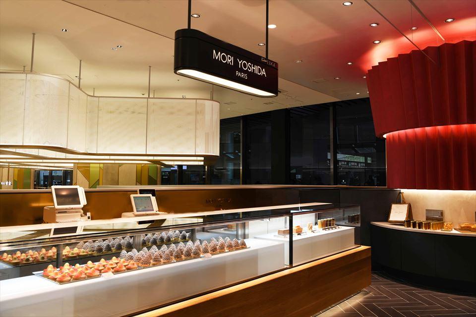 MORI YOSHIDA PARIS(モリ ヨシダ パリ)渋谷スクランブルスクエア店舗