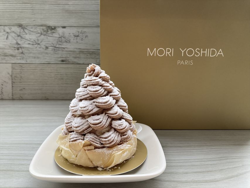 MORI YOSHIDA PARIS(モリ ヨシダ パリ)のモンブラン