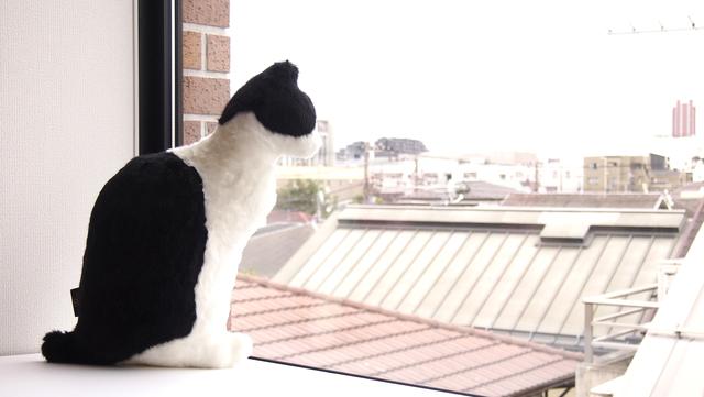 Fabrico NEKO philosophy ネコ 猫 猫クッション ネコクッション 中川政七商店 Fabrico Y2 ここかしこ 猫雑貨 ネコ雑貨 ネコまくら ネコインテリア