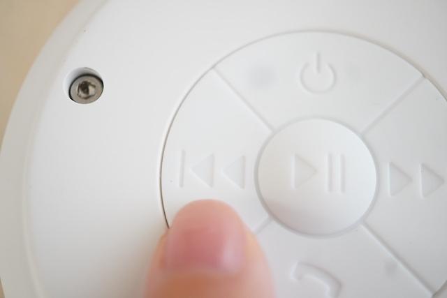 戻りボタン