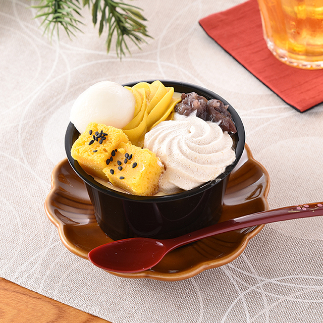 【ファミリーマート】安納芋の和パフェ(10月27日発売)