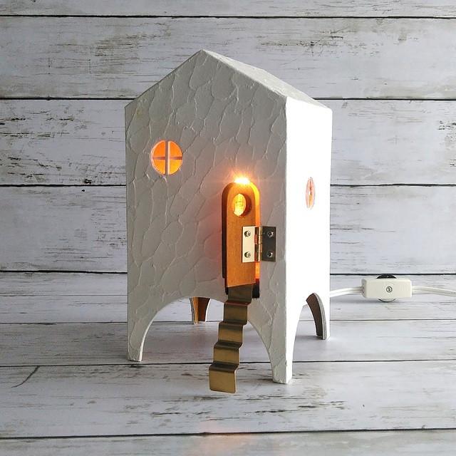 ■家灯(LED電池仕様)