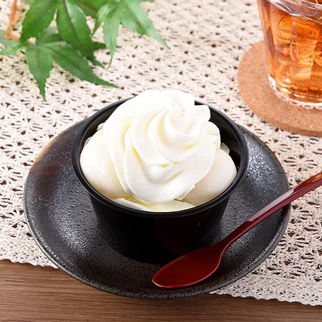 【ファミリーマート】大きな白玉クリームぜんざい(11月3日発売)