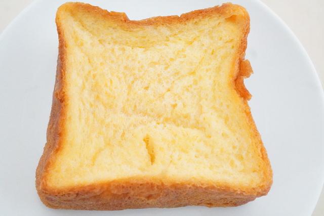 レンジで温めたフレンチトースト