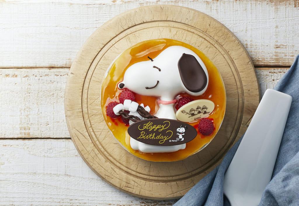 スヌーピーとLet's マシュマロパーティー(レアチーズ味)
