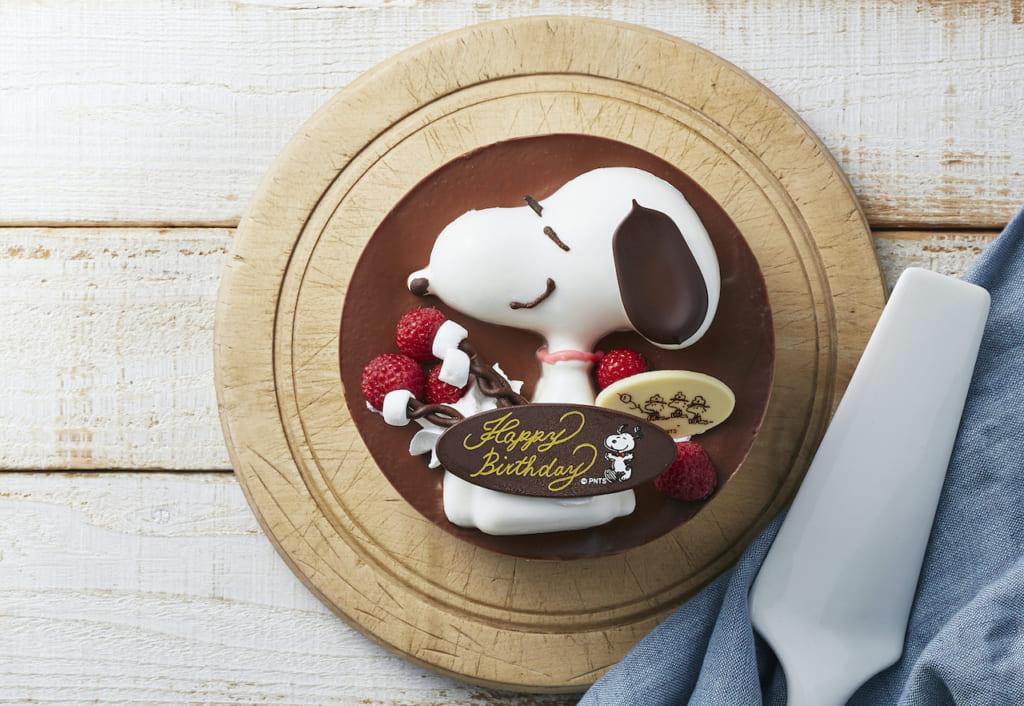スヌーピーとLet's マシュマロパーティー(チョコレート味)