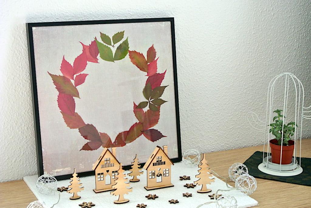 フランス、クリスマス、ナチュラル、トレンド、インテリア、装飾、エコ、DIY