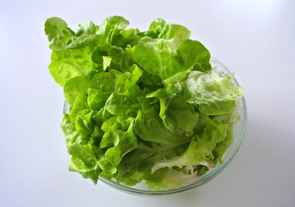 ライフハック、裏ワザ、野菜、長持ち、しおれる、しなしな、レタス、ハーブ