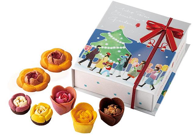 【TOKYOチューリップローズ】クリスマス限定ボックス