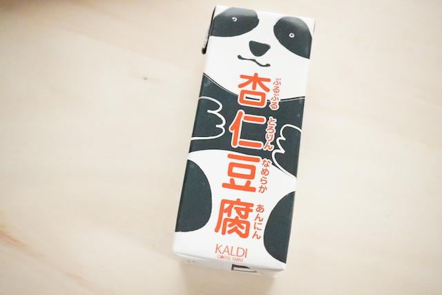 パンダ杏仁豆腐ミニ