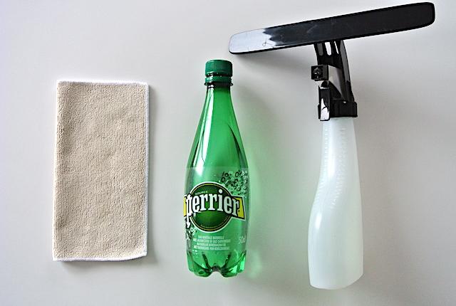 【知っ得ライフハック】飲み残しの炭酸水で拭き掃除。窓がピカピカになるよ〜