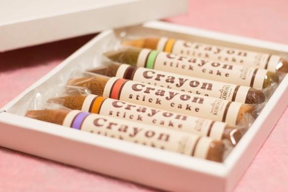 湘南クレヨン 見た目もかわいく6種類の味も美味しいフィナンシェ 2箱分