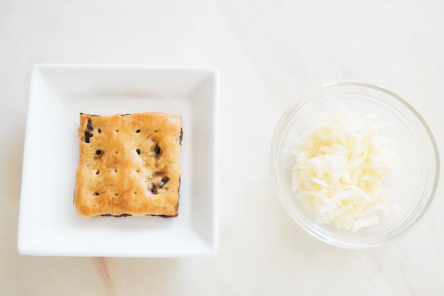 チーズとオールレーズン