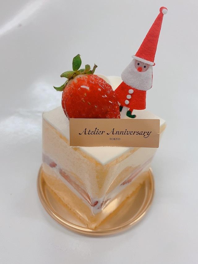 季節のショートケーキ【いちご】