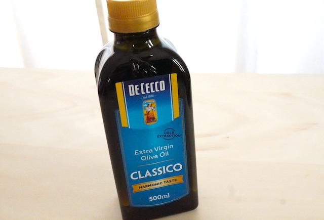 ディチェコ エクストラヴァージンオリーブオイル