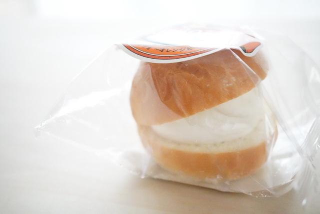 袋の中のマリトッツオ