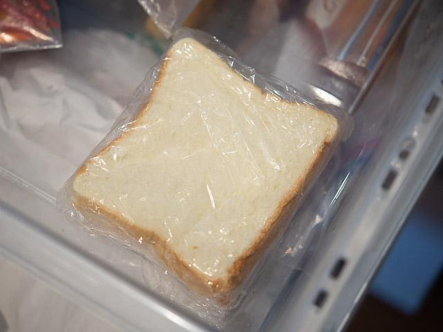 冷凍食パン