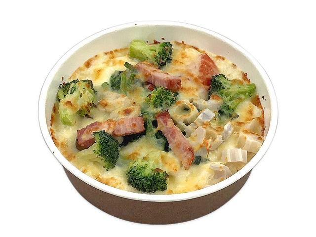 7種の具材を使った野菜クリームグラタン