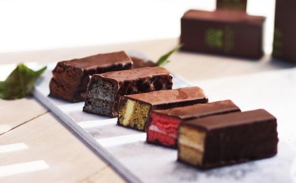 チョコレートバー(5本セット/化粧箱入)