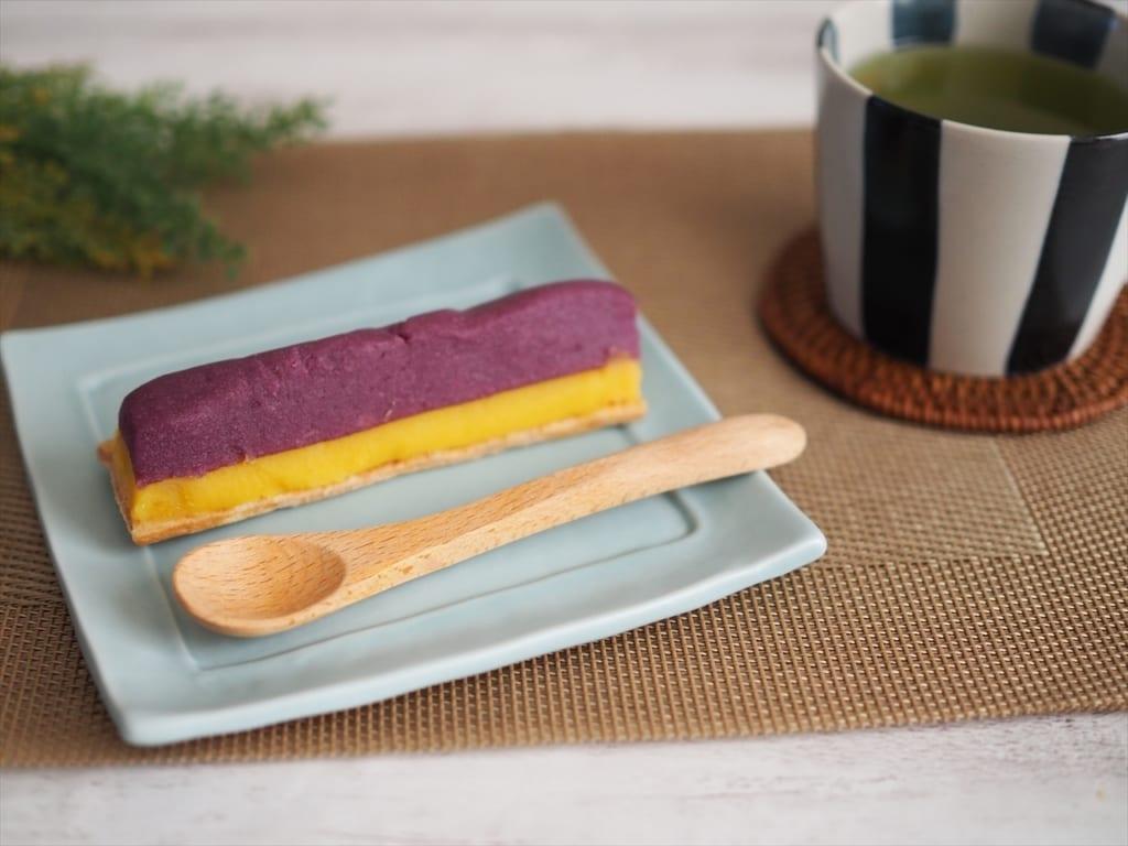ローソンほくとろ豊潤紫スイートポテト